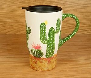 Freehold Cactus Travel Mug